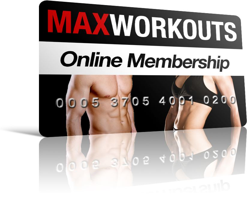 MAX Workout Club : High Intensity Interval Training Exercises With ...